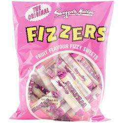 Swizzels Bonbons Fizzers 200g