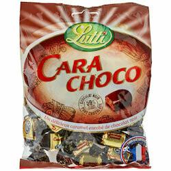 Lutti Bonbons Cara choco 150g