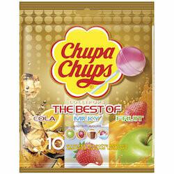 Chupa Chups The Best of 120g