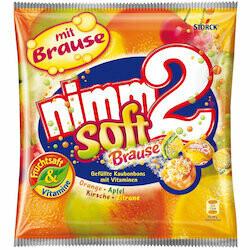 Nimm2 soft pétillants 195g