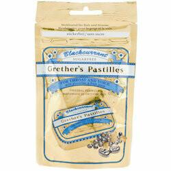 Grether's Pastilles pour la gorge sans sucre 100g