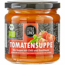 Little Lunch Soupe aux tomates 350ml