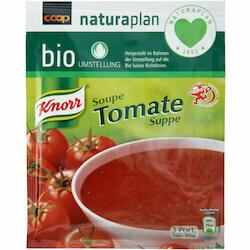 Naturaplan Bio Knorr Mélange pour soupe à la tomate 70g