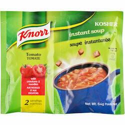 Knorr Préparation pour soupe aux tomates instantanée kasher 50g