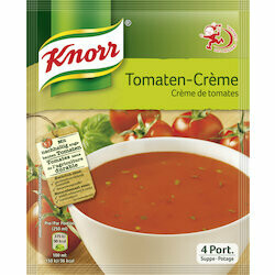 Knorr Préparation pour potage aux tomates 102g