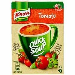 Knorr Soupe aux tomates Quick Soup 56g