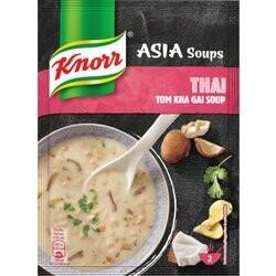 Knorr Soupe Tom Kha Gai thaï 57g