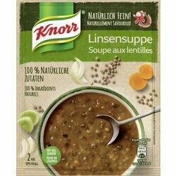Knorr Soupe aux lentilles 67g