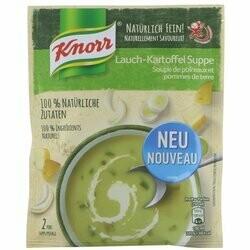 Knorr Soupe aux poireaux & pdt 59g