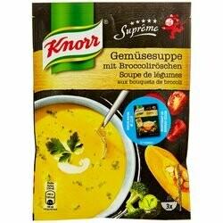 Knorr Soupe Suprême de chanterelles 84g