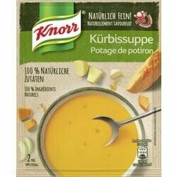 Little Lunch Soupe à la courge & mangue 64g