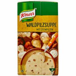 Knorr Soupe forestière/cèpes 1L