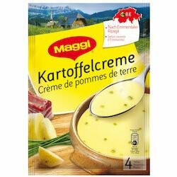 Maggi Préparation pour potage crème de pommes de terre 120g