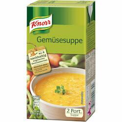Knorr Potage aux légumes 500ml