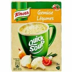 Knorr Quick Soup Velouté de légumes 44g