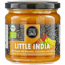 Little Lunch Soupe indienne 350ml