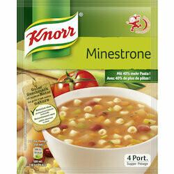 Knorr Préparation pour potage minestrone 89g