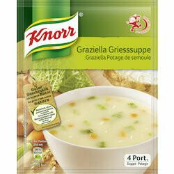 Knorr Graziella Préparation pour potage 72g