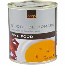 Fine Food Bisque de homard au cognac 305g