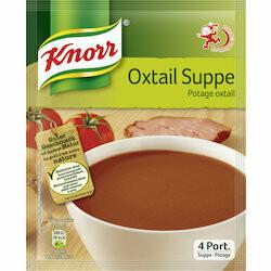 Knorr Préparation pour potage queue de boeuf 74g