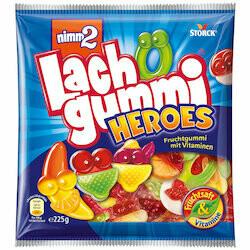 Nimm2 Lachgummi Heroes 225g