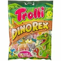 Trolli Gummies Dino Rex 200g