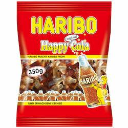 Haribo Gummies Happy Cola 350g