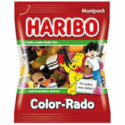 Haribo Gummies Color-Rado 350g