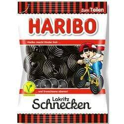 Haribo Gummies en escargots Rotella 200g