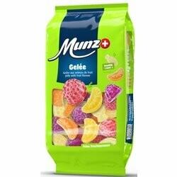 Munz Gelée aux arômes de fruits 200g