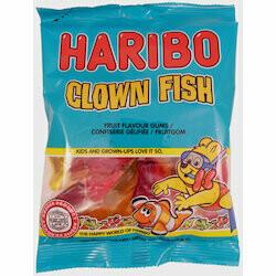 Haribo Gummies poissons kasher 150g