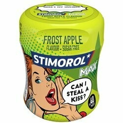 Stimorol Chewing-gum Max Frost Apple 80g