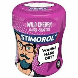Stimorol Chewing-gum Wild Cherry 87g