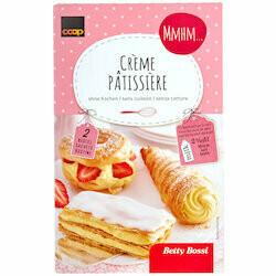Betty Bossi Mélange pour crème pâtissière 2x100g 200g