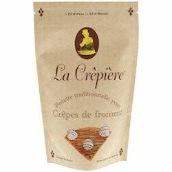 La Crêpière Crêpes de froment 200g