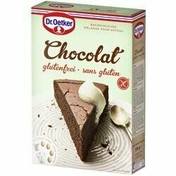 Dr. Oetker Mélange pour gâteau au chocolat sans gluten 374g