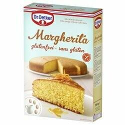 Dr. Oetker Mélange pour gâteau Margherita sans gluten 364g