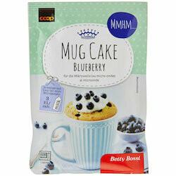Betty Bossi Mug Cake Blueberry 60g