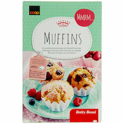 Betty Bossi Mélange pour muffins 240g