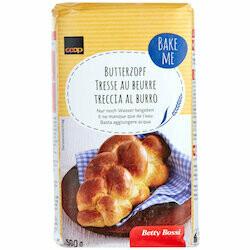 Betty Bossi Mélange pour tresse au beurre 500g