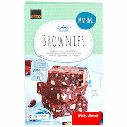 Betty Bossi Mélange pour brownies 490g