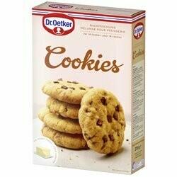 Dr. Oetker Préparation pour cookies 375g