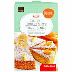 Betty Bossi Mélange pour gâteau aux carottes 480g