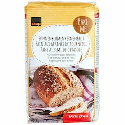Betty Bossi Mélange pour pain aux graines de tournesol 500g