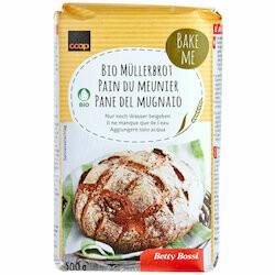 Naturaplan Bio Betty Bossi Mélange pour pain de meunier 500g