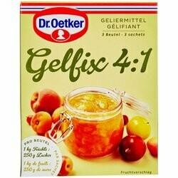 Dr. Oetker Gélatine Gelfix 4:1 60g