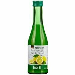 Naturaplan Bio Jus de citron 200ml