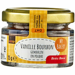 Betty Bossi Vanille Bourbon 15g