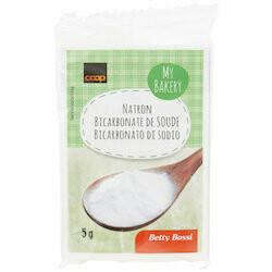 Betty Bossi Bicarbonate de sodium 5x5g