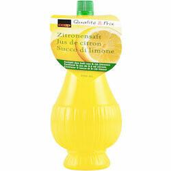 Jus de citron 200ml